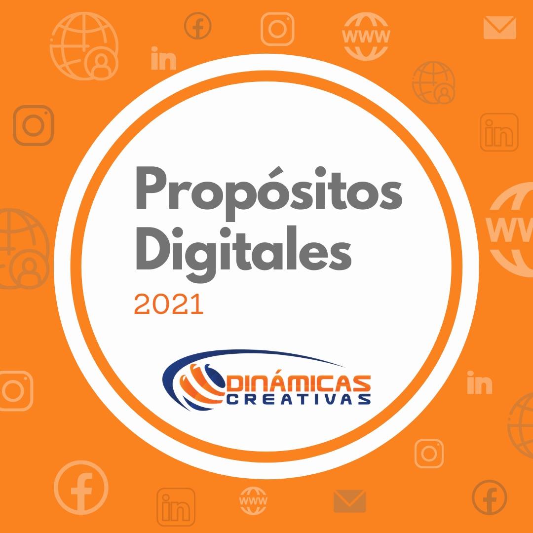 Dinámicas Creativas - Propósitos 2021